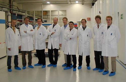 Besuch im Philips Werk